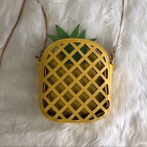 unknown Bags - Pineapple Crossbody Purse